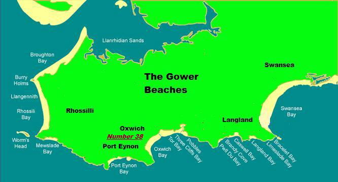 Gower Beaches